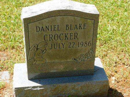 CROCKER, DANIEL BLAKE - Charles City County, Virginia   DANIEL BLAKE CROCKER - Virginia Gravestone Photos