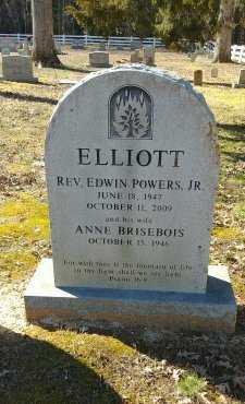 ELLIOTT, EDWIN POWERS, JR - Charles City County, Virginia | EDWIN POWERS, JR ELLIOTT - Virginia Gravestone Photos