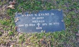 EVANS, HARRY K - Charles City County, Virginia   HARRY K EVANS - Virginia Gravestone Photos
