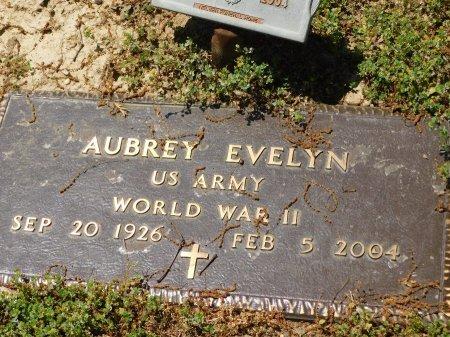 EVELYN, AUBREY - Charles City County, Virginia | AUBREY EVELYN - Virginia Gravestone Photos