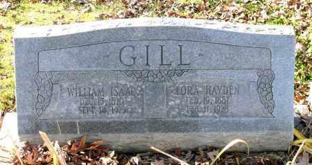 GILL, LORA - Charles City County, Virginia | LORA GILL - Virginia Gravestone Photos