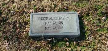 HAYDEN, EVELYN ALICE - Charles City County, Virginia | EVELYN ALICE HAYDEN - Virginia Gravestone Photos