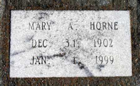 HORNE, MARY A. - Charles City County, Virginia   MARY A. HORNE - Virginia Gravestone Photos