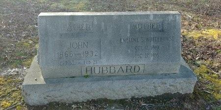 HUBBARD, EMELINE S - Charles City County, Virginia | EMELINE S HUBBARD - Virginia Gravestone Photos