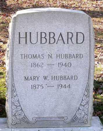 HUBBARD, THOMAS N. - Charles City County, Virginia | THOMAS N. HUBBARD - Virginia Gravestone Photos