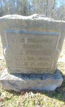 HUBBARD, U E - Charles City County, Virginia | U E HUBBARD - Virginia Gravestone Photos