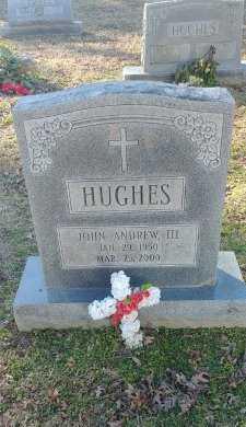 HUGHES, JOHN ANDREW, III - Charles City County, Virginia | JOHN ANDREW, III HUGHES - Virginia Gravestone Photos