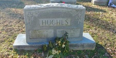 WRAY HUGHES, MARY BELL - Charles City County, Virginia | MARY BELL WRAY HUGHES - Virginia Gravestone Photos