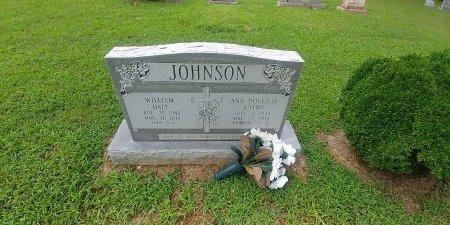 JOHNSON, ANN DOUGLAS - Charles City County, Virginia   ANN DOUGLAS JOHNSON - Virginia Gravestone Photos
