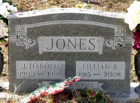 JONES, LILLIAN R. - Charles (City of) County, Virginia | LILLIAN R. JONES - Virginia Gravestone Photos