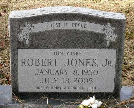 JONES, ROBERT, JR. - Charles (City of) County, Virginia   ROBERT, JR. JONES - Virginia Gravestone Photos