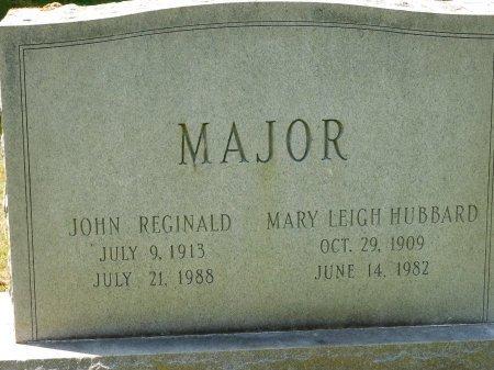 MAJOR, MARY LEIGH - Charles City County, Virginia | MARY LEIGH MAJOR - Virginia Gravestone Photos