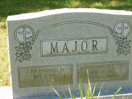 MAJOR, MARTHA - Charles City County, Virginia | MARTHA MAJOR - Virginia Gravestone Photos