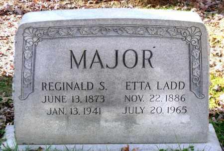 LADD MAJOR, ETTA - Charles City County, Virginia   ETTA LADD MAJOR - Virginia Gravestone Photos