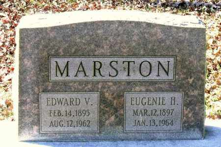 MARSTON, EDWARD V. - Charles City County, Virginia | EDWARD V. MARSTON - Virginia Gravestone Photos
