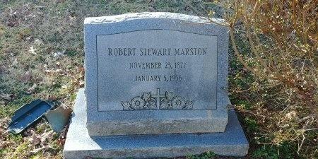 MARSTON, ROBERT STEWART - Charles City County, Virginia | ROBERT STEWART MARSTON - Virginia Gravestone Photos
