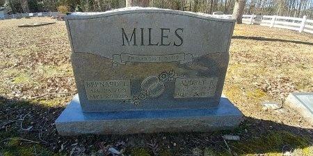 MILES, BERNARD L - Charles City County, Virginia | BERNARD L MILES - Virginia Gravestone Photos