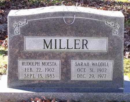 MILLER, RUDOLPH MOESTA - Charles (City of) County, Virginia | RUDOLPH MOESTA MILLER - Virginia Gravestone Photos