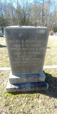 MOUNTCASTLE, ROBERT B - Charles City County, Virginia | ROBERT B MOUNTCASTLE - Virginia Gravestone Photos