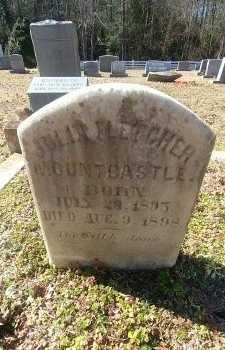 MOUNTCASTLE, JULIA - Charles City County, Virginia | JULIA MOUNTCASTLE - Virginia Gravestone Photos