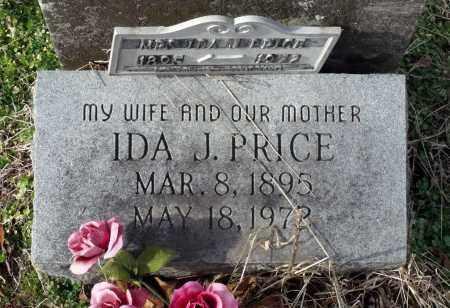PRICE, IDA J. - Charles City County, Virginia | IDA J. PRICE - Virginia Gravestone Photos