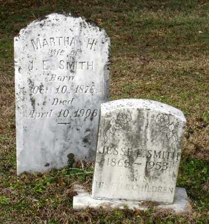SMITH, JESSE E. - Charles City County, Virginia | JESSE E. SMITH - Virginia Gravestone Photos