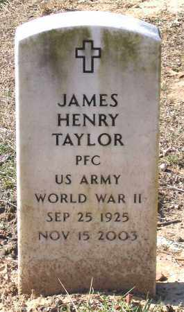 TAYLOR, JAMES HENRY - Charles (City of) County, Virginia   JAMES HENRY TAYLOR - Virginia Gravestone Photos
