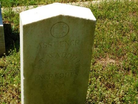 WADDILL, E.T. - Charles City County, Virginia   E.T. WADDILL - Virginia Gravestone Photos