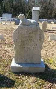 WADDILL, GEORGE - Charles City County, Virginia | GEORGE WADDILL - Virginia Gravestone Photos