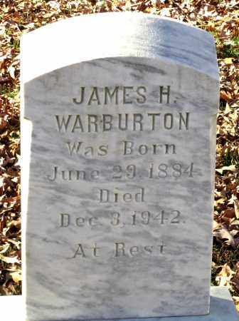WARBURTON, JAMES H. - Charles City County, Virginia | JAMES H. WARBURTON - Virginia Gravestone Photos