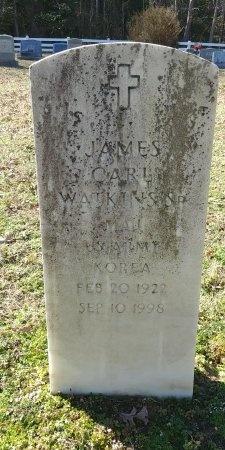 WATKINS, JAMES CARL - Charles City County, Virginia | JAMES CARL WATKINS - Virginia Gravestone Photos