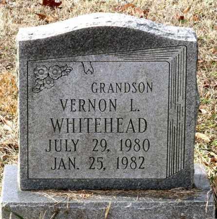 WHITEHEAD, VERNON L. - Charles City County, Virginia | VERNON L. WHITEHEAD - Virginia Gravestone Photos