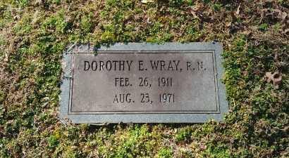 WRAY, DOROTHY E - Charles City County, Virginia | DOROTHY E WRAY - Virginia Gravestone Photos