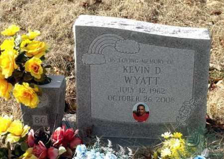WYATT, KEVIN D. - Charles City County, Virginia | KEVIN D. WYATT - Virginia Gravestone Photos