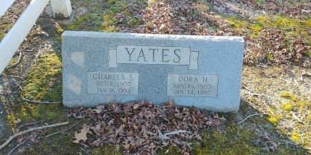 YATES, DORA S. - Charles City County, Virginia | DORA S. YATES - Virginia Gravestone Photos