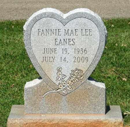 EANES, FANNIE MAE - Charlotte County, Virginia   FANNIE MAE EANES - Virginia Gravestone Photos