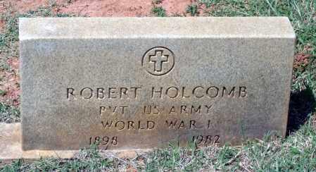 HOLCOMB, ROBERT - Charlotte County, Virginia | ROBERT HOLCOMB - Virginia Gravestone Photos