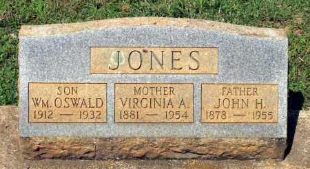 JONESD, JOHN H. - Charlotte County, Virginia | JOHN H. JONESD - Virginia Gravestone Photos
