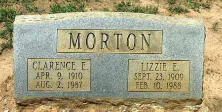 MORTON, LIZZIE E. - Charlotte County, Virginia   LIZZIE E. MORTON - Virginia Gravestone Photos