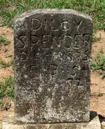SPENCER, DILCY - Charlotte County, Virginia | DILCY SPENCER - Virginia Gravestone Photos