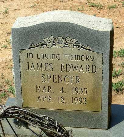SPENCER, JAMES EDWARD - Charlotte County, Virginia   JAMES EDWARD SPENCER - Virginia Gravestone Photos