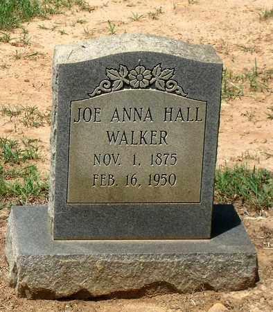 WALKER, JOE ANNA - Charlotte County, Virginia | JOE ANNA WALKER - Virginia Gravestone Photos