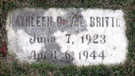 BRITTON, KATHLEEN - Chesterfield County, Virginia | KATHLEEN BRITTON - Virginia Gravestone Photos