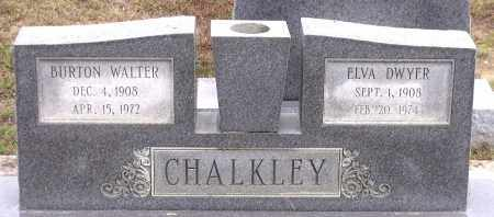 DWYER CHALKLEY, ELVA - Chesterfield County, Virginia | ELVA DWYER CHALKLEY - Virginia Gravestone Photos