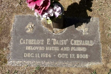 CHENAULT, CATHERINE F. - Chesterfield County, Virginia | CATHERINE F. CHENAULT - Virginia Gravestone Photos