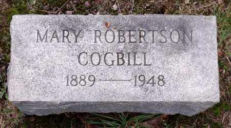 COGBILL, MARY - Chesterfield County, Virginia | MARY COGBILL - Virginia Gravestone Photos