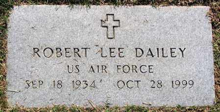 DAILEY, ROBERT LEE - Chesterfield County, Virginia | ROBERT LEE DAILEY - Virginia Gravestone Photos