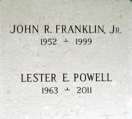 POWELL, LESTER E. - Chesterfield County, Virginia | LESTER E. POWELL - Virginia Gravestone Photos