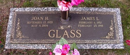 GLASS, JAMES L. - Chesterfield County, Virginia | JAMES L. GLASS - Virginia Gravestone Photos