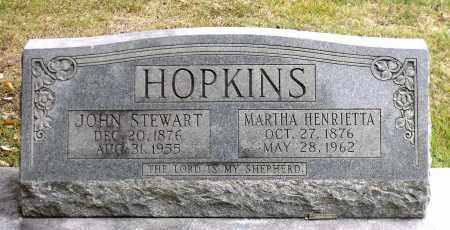 HOPKINS, MARTHA HENRIETTA - Chesterfield County, Virginia | MARTHA HENRIETTA HOPKINS - Virginia Gravestone Photos